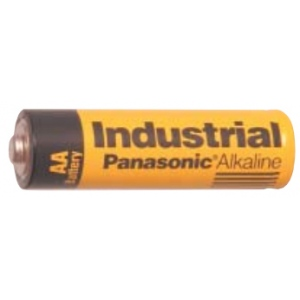 UPG Security Solutions Panasonic AA Alkaline Bulk: AM-3PI/B, 500 (Bulk Only)