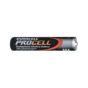 UPG Security Solutions Duracell/Procell AAA Alkaline Bulk: PC2400, 24/72