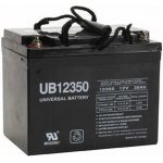UPG Sealed Lead Acid AGM: UB12220, 22 AH, 12V