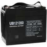 UPG Sealed Lead Acid AGM: UB121350, 135 AH, 12V