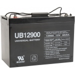 UPG Sealed Lead Acid AGM: UB12900, 90 AH, 12V, I4