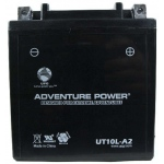 UPG Adventure Power Sealed Lead Acid: UT10LA-2, 11 AH, 12V