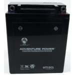 UPG Adventure Power Sealed Lead Acid: UT12CL, 12 AH, 12V